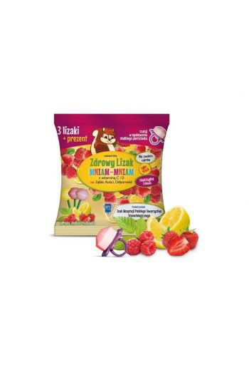 HEALTHY LOLLIPOP SET WITH VITAMIN C AND D + RING