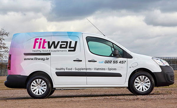 Fitway Delivery Van
